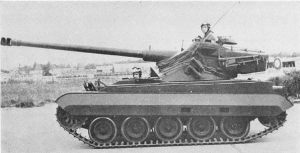 AMX-13/105 Modèle 58