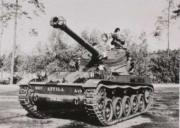 AMX-13-105 Netherlands