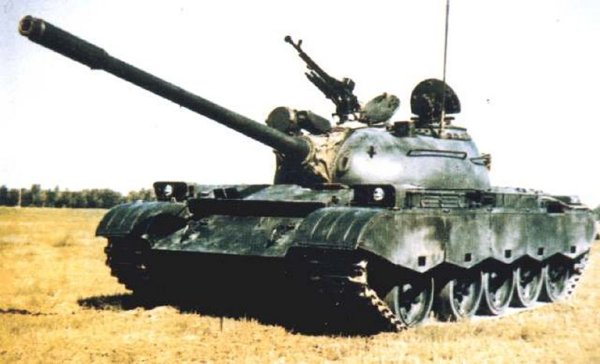 The Chinese Type 69-I Tank
