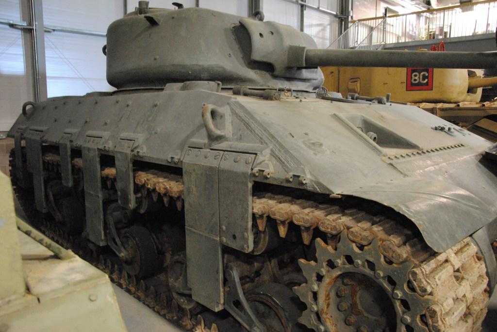 The American T14 Assault Tank