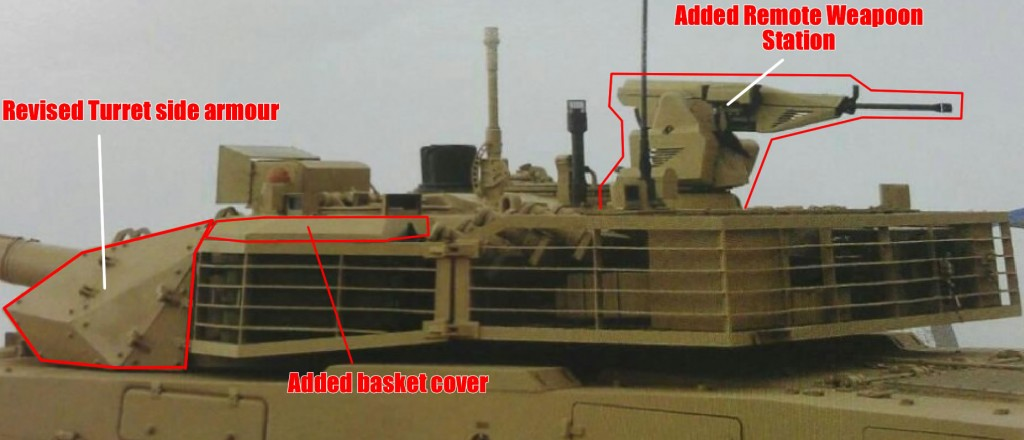 MBT-3000 Turret Upgrades 2014