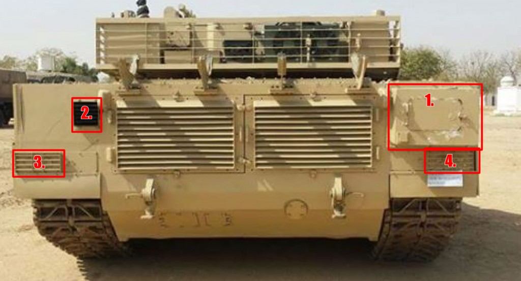 MBT-3000 Upgraded Rear 2014