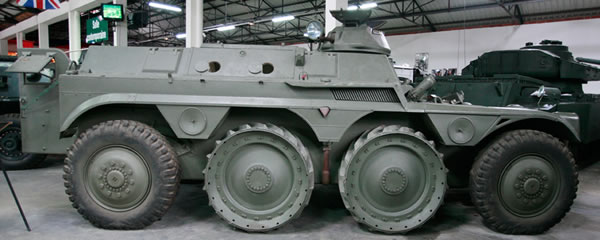 EBR VTT Armoured Personnel Carrier