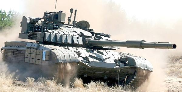 The T-72M2 Moderna Tank - TankNutDave com