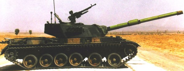 The Chinese Type 85 Tank