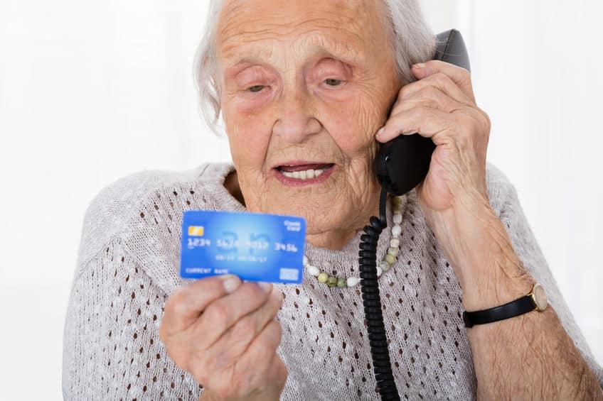 Protect Family from Elder Fraud