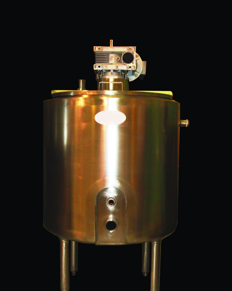 Stainless Steel Batch Processor