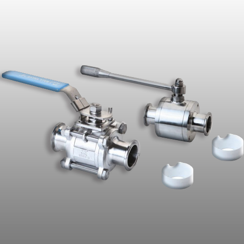 TanksUSA - Stainless Steel Ball Valves Sanitary Manually Controlled_3