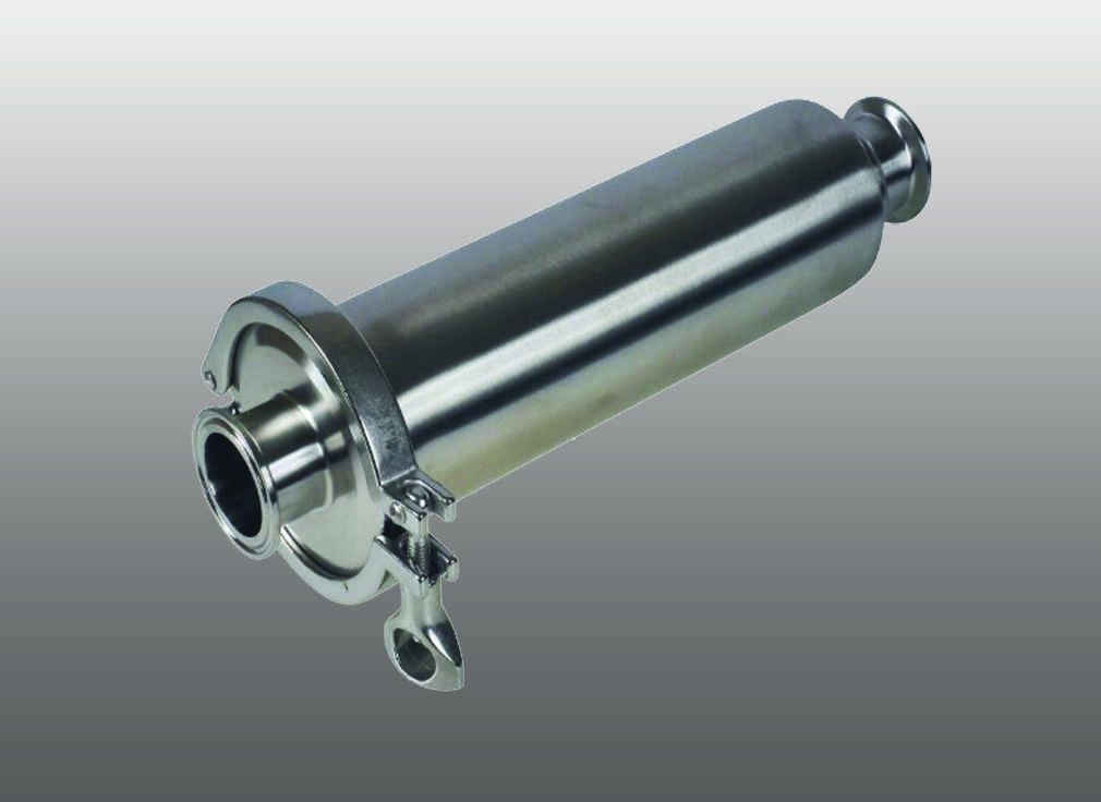 TanksUSA - Stainless Steel Sanitary Inline Double Filter_3