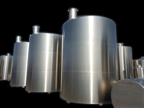 TanksUSA Stainless Steel Tanks