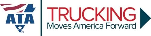 ATA Trucking Moves America Forward Logo