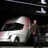 Tesla Semi - Elon Musk