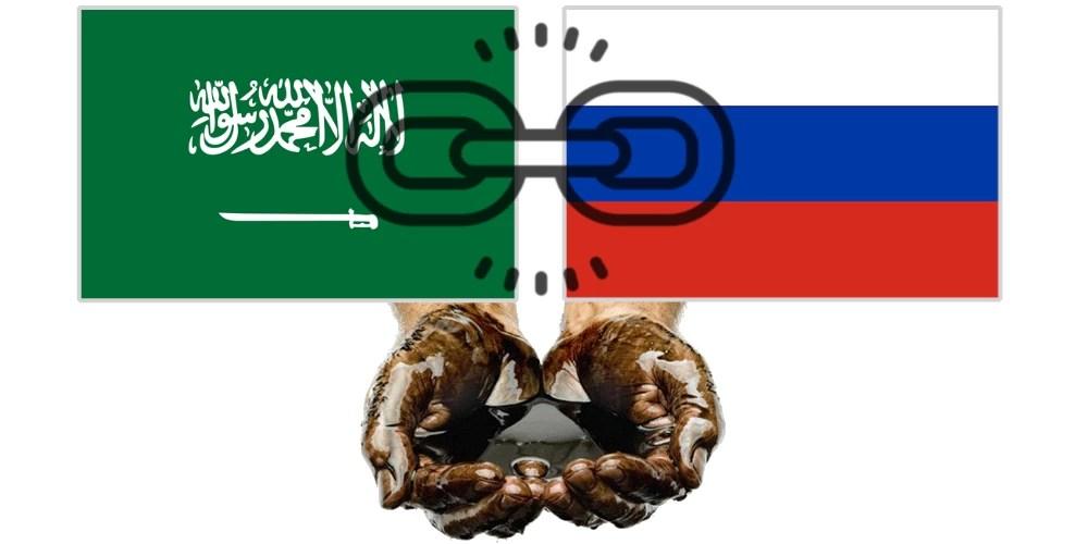 Oil creating Saudi Russia link, russia and saudi arabia together in oil