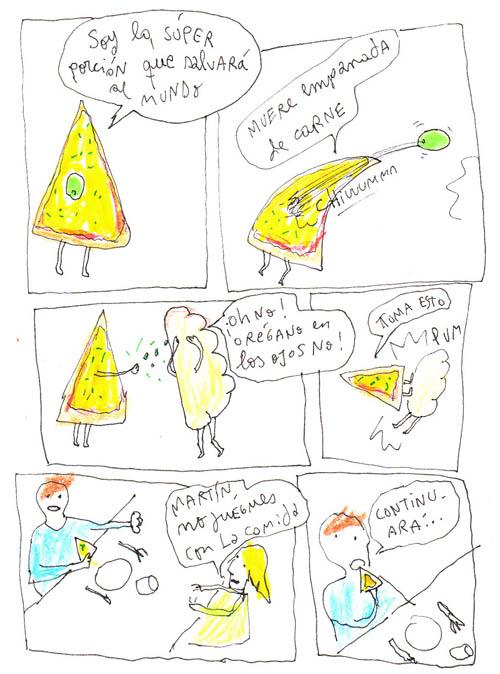 la moozzarella vengadora