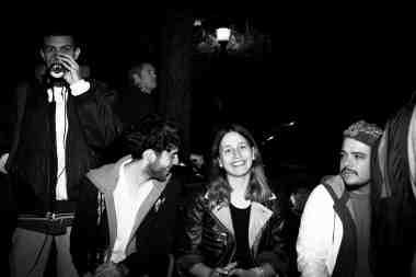 Leandro Olmos, Naguel, Vanesa Krongold, Gerardo Dubois @ Panorama Opening