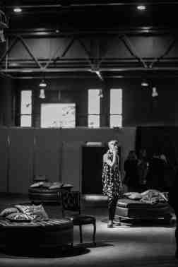 Backstage @ BAF WEEK Verano 2013/2014 FOTO: CANDE RUBINO