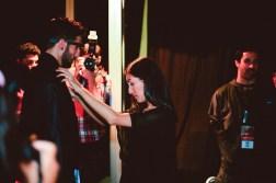 ANDREA URQUIZU @ BACKSTAGE BAF WEEK INVIERNO 2014