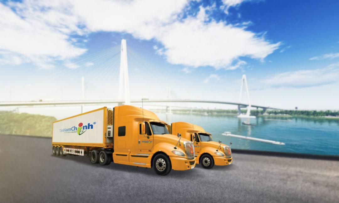 Dịch vụ vận chuyển lạnh từ Tiền Giang của Tân Nam Chinh