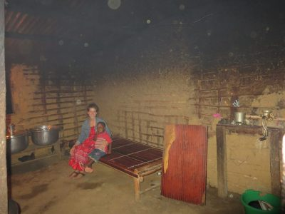 Peace Corps Host Family Kitchen