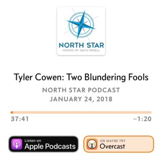 David Perell and Tyler Cowen Podcast Clip