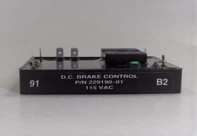 22919001-D.C.Brake Module 115vac 8amp
