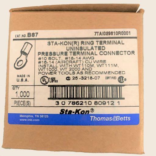 B87 Terminal