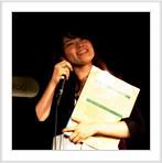 第12回Lavocボーカル教室<本気>ライブ  個人部門 グランプリ 大森千祥子さん