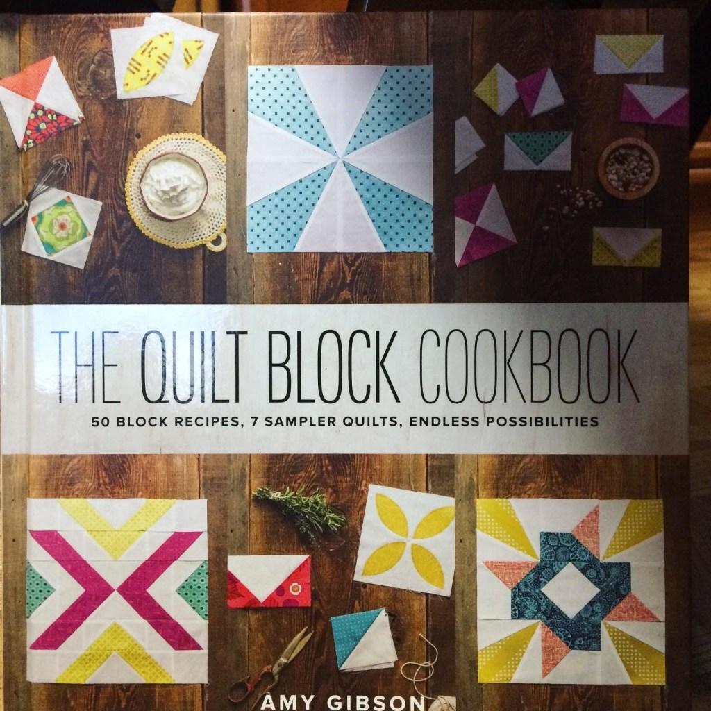 THE QUILT BLOCK COOK BOCK