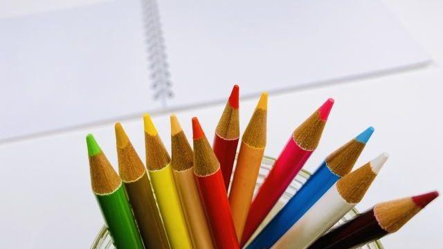 色鉛筆たち