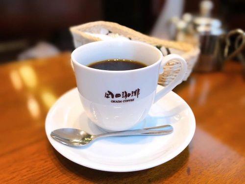 岡田珈琲-コーヒー