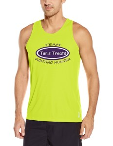 Tans Treats Sports Tank Top