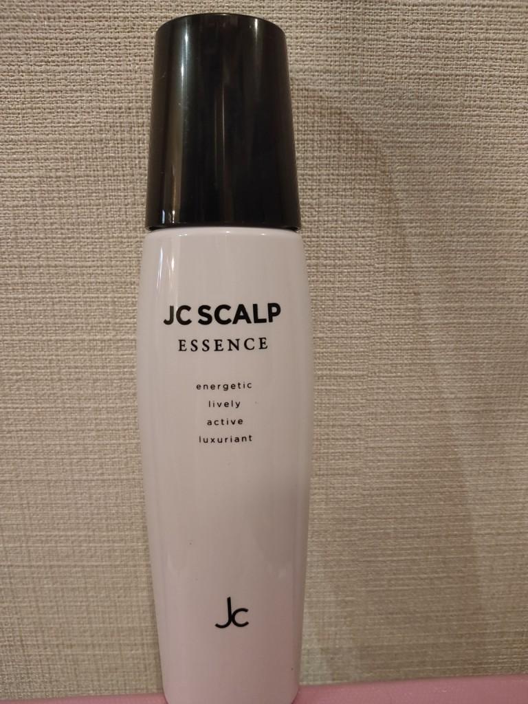 【頭皮環境改善へ!】JC スカルプエッセンス