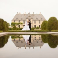 Iris & Stephen's Fairy Tale Wedding at Oheka Castle