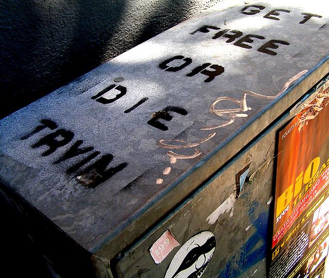 Freedom by Linus Bohmann (CC-BY) http://www.flickr.com/photos/bohman/190800033/lightbox/