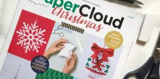 de mooiste creaties met PaperCloud Christmas