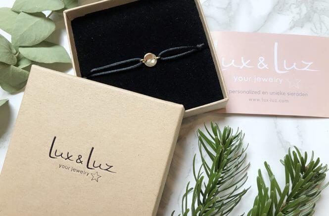 mooie sieraden van Lux and Luz