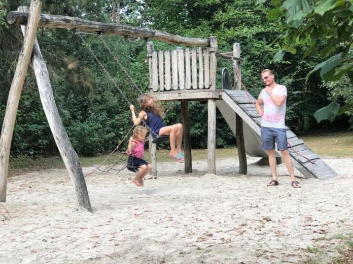 Center Parcs Limburgse Peel nog een speeltuin