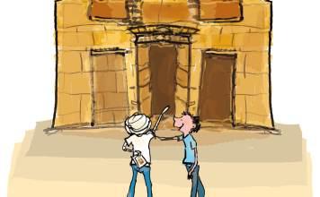 Dummie de mummie jubileumfeest