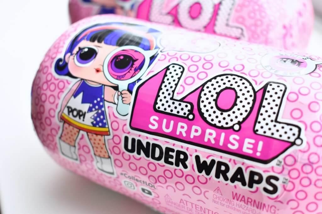 LOL Surprise Eye Spy Underwraps