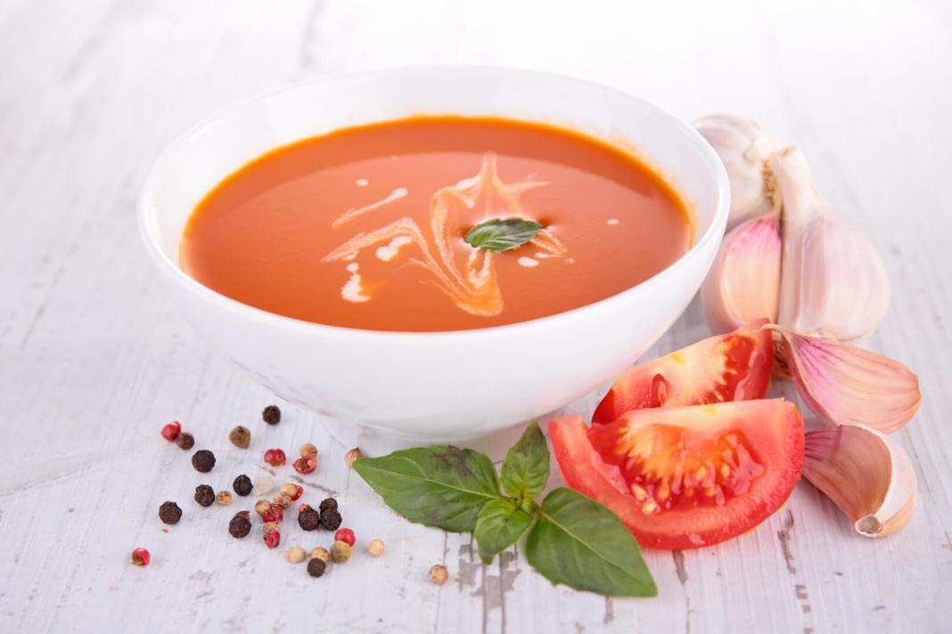 Makkelijk recept voor verse tomatensoep