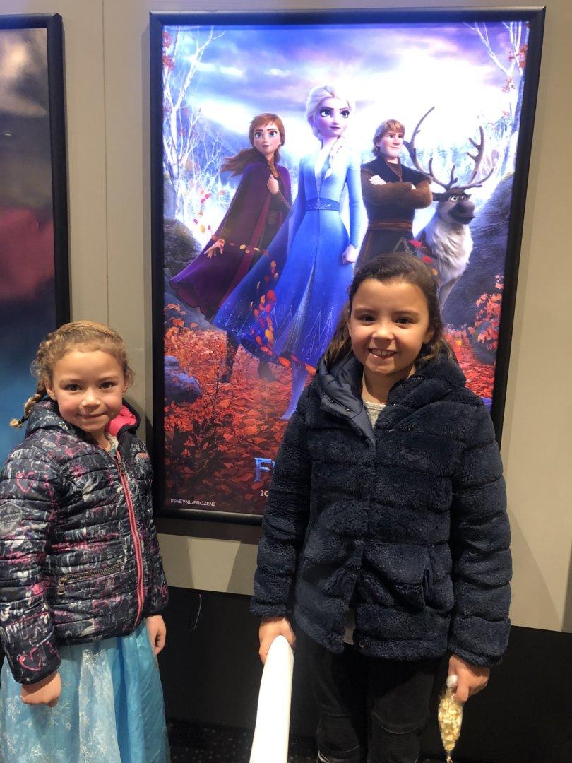 van Sinterklaas naar Elsa en Anna