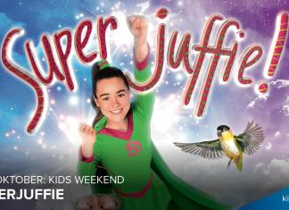 Superjuffie Kids Weekend bij Kinepolis