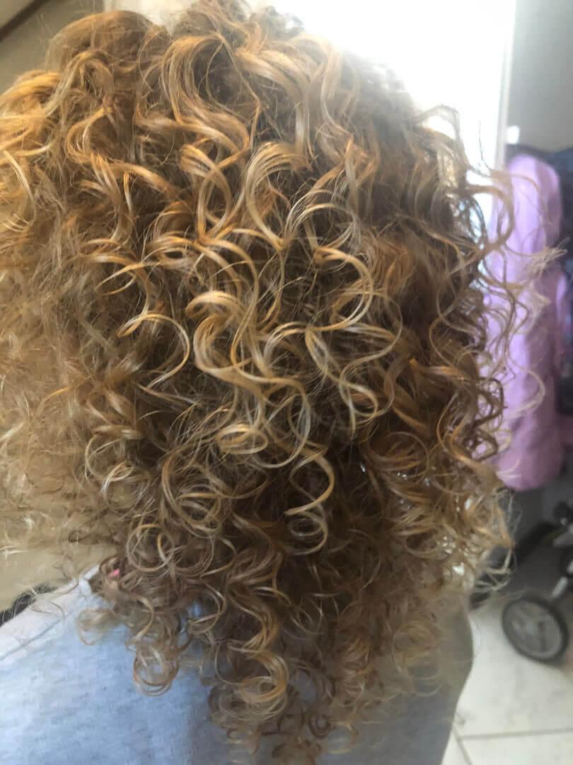 Een week vol beauty en de curly girl methode bij kinderen
