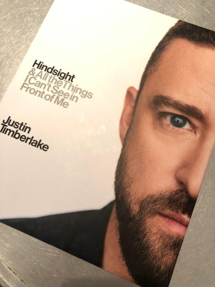 Gesnotter en gelukkig ook leuke dingen Hindsight Justin Timberlake