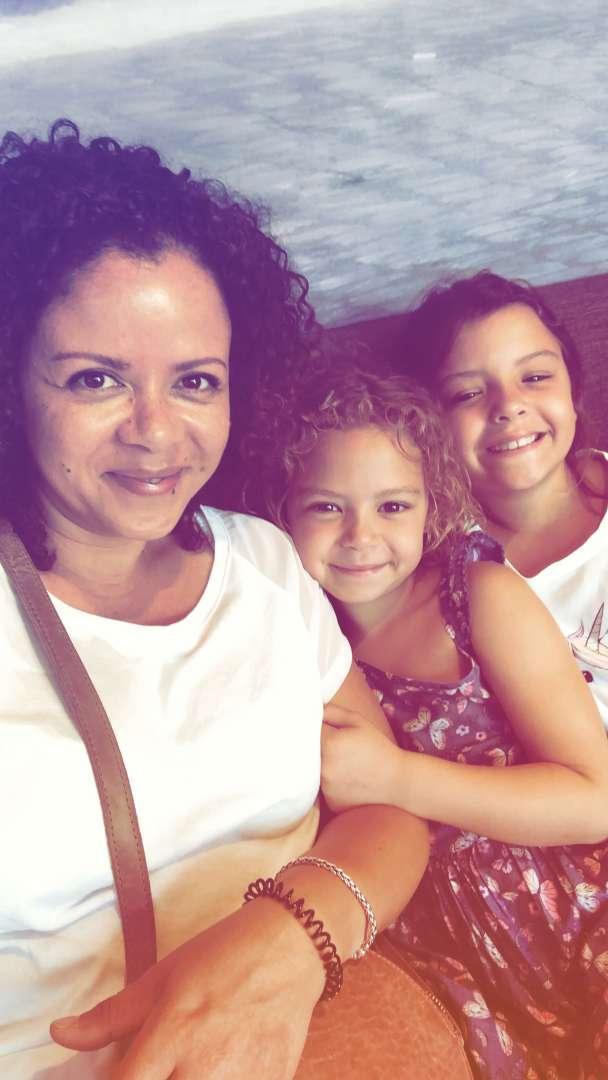 mijn vakantie en heel veel gezellige dagjes met mijn meiden