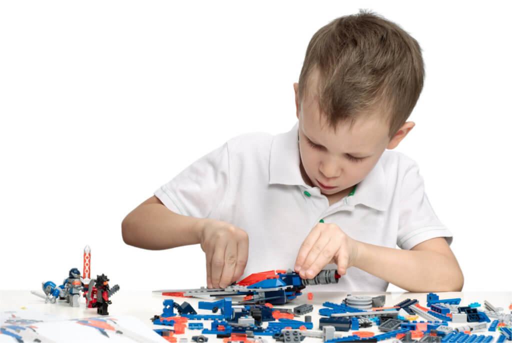 schoencadeautjes onder de 10 euro voor jongens LEGO