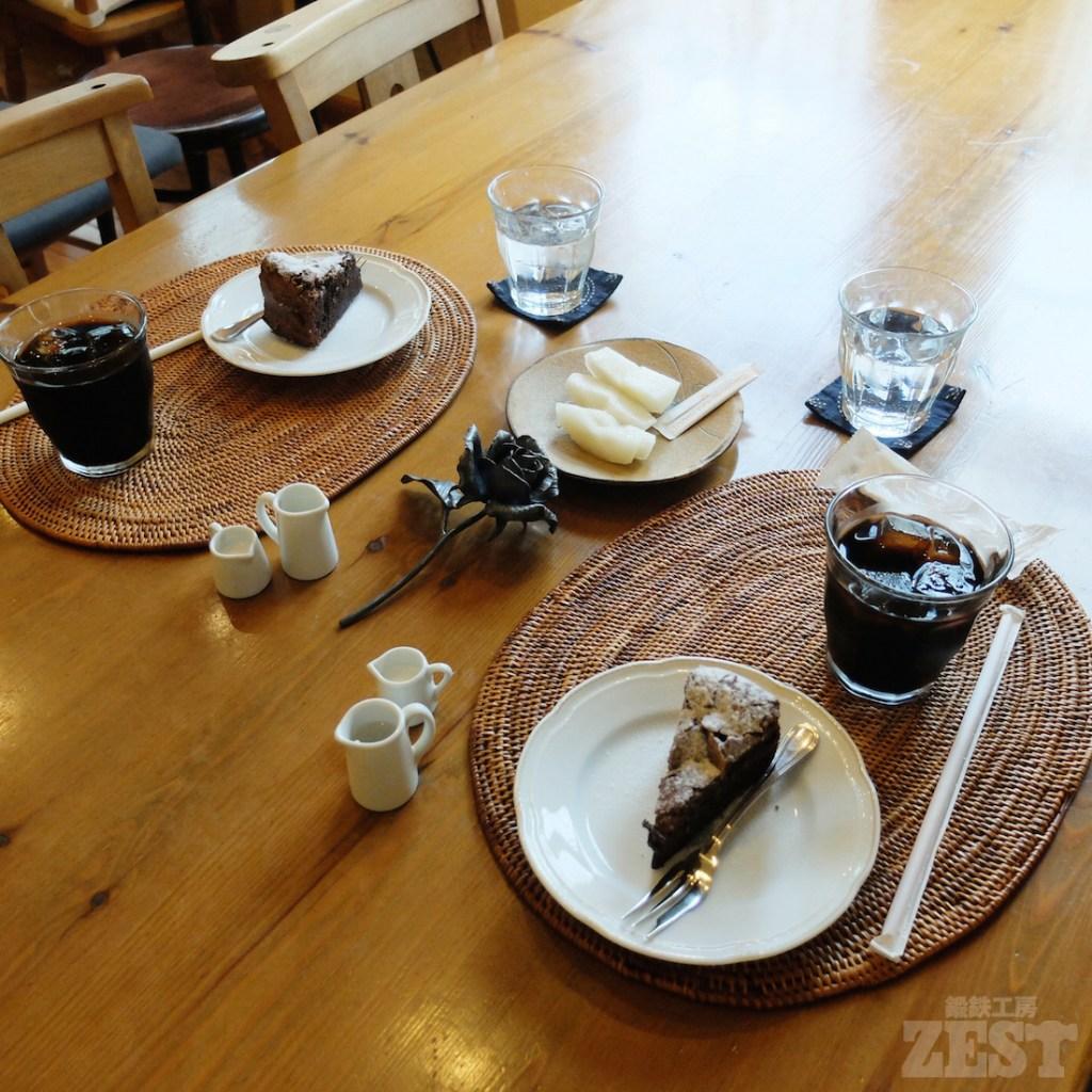 カフェ&ギャラリー NAJA