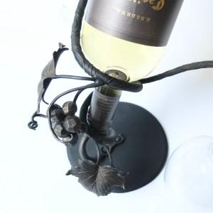 ワインボトルスタンド