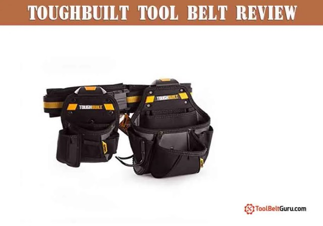 Toughbuilt Tool Belt Review