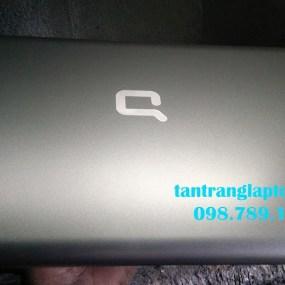 Tan trang laptop cu tphcm, nhận sơn vỏ laptop CQ43 và HP430